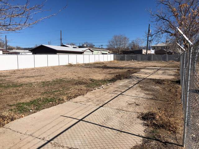 816 John Street SE, Albuquerque, NM 87102 (MLS #961227) :: Campbell & Campbell Real Estate Services