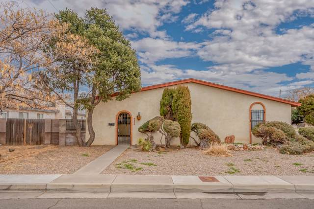 2800 Georgia Street NE, Albuquerque, NM 87110 (MLS #961237) :: Campbell & Campbell Real Estate Services
