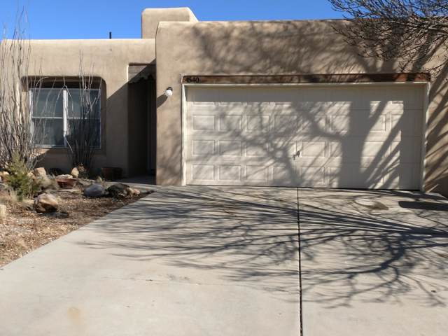 4540 67TH Street NW, Albuquerque, NM 87120 (MLS #961290) :: Campbell & Campbell Real Estate Services