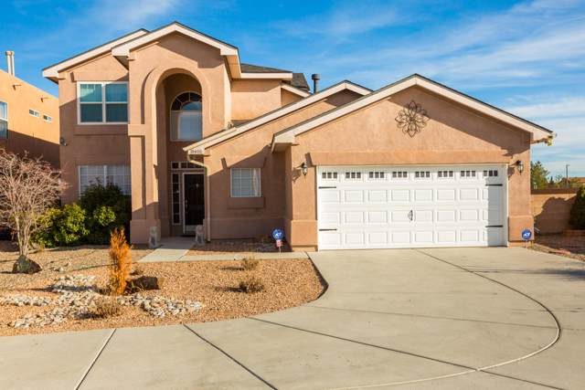 10400 Rosefinch Drive NW, Albuquerque, NM 87114 (MLS #961322) :: The Bigelow Team / Red Fox Realty