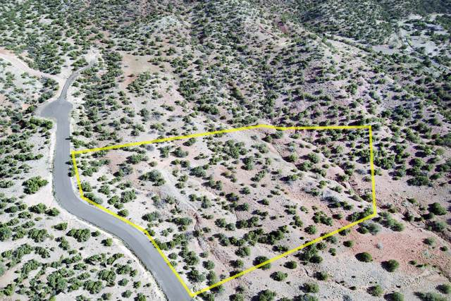 LOT 12 Calle Contento, Placitas, NM 87043 (MLS #961335) :: Campbell & Campbell Real Estate Services