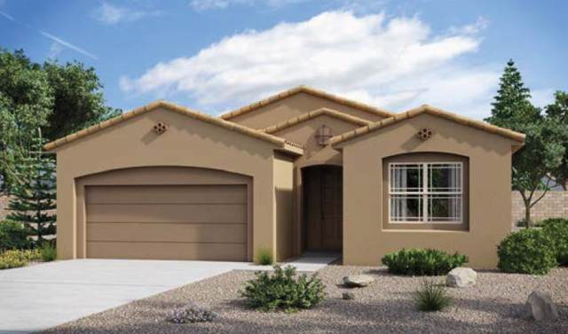8404 Camino Del Venado NW, Albuquerque, NM 87120 (MLS #961373) :: The Buchman Group