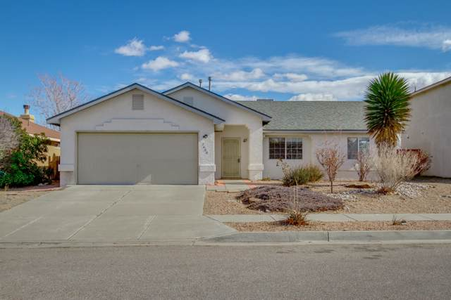 1400 Summerfield Place SW, Albuquerque, NM 87121 (MLS #961410) :: Campbell & Campbell Real Estate Services