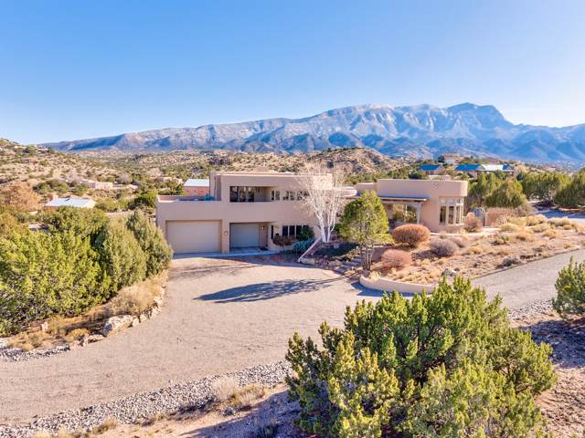 7 Calle Las Iglesias, Placitas, NM 87043 (MLS #961460) :: Campbell & Campbell Real Estate Services
