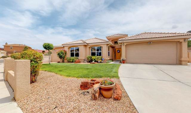 10139 Sierra Hill Drive NW, Albuquerque, NM 87114 (MLS #961480) :: Campbell & Campbell Real Estate Services