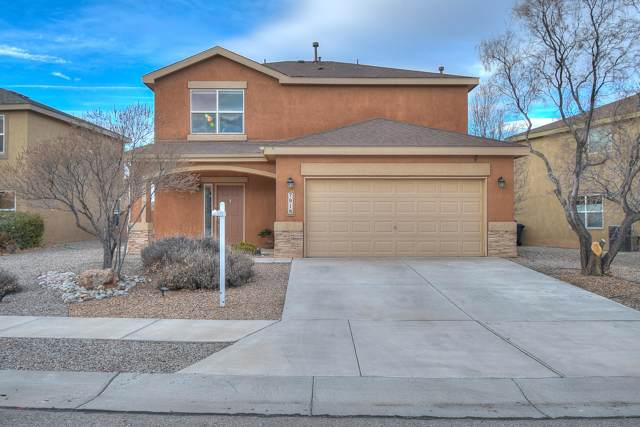 7915 Sierra Altos Place NW, Albuquerque, NM 87114 (MLS #961504) :: The Bigelow Team / Red Fox Realty