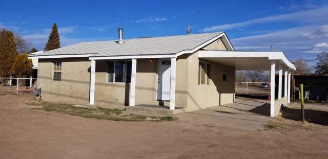 02 Guadalupe Road, Los Chavez, NM 87002 (MLS #961548) :: Campbell & Campbell Real Estate Services
