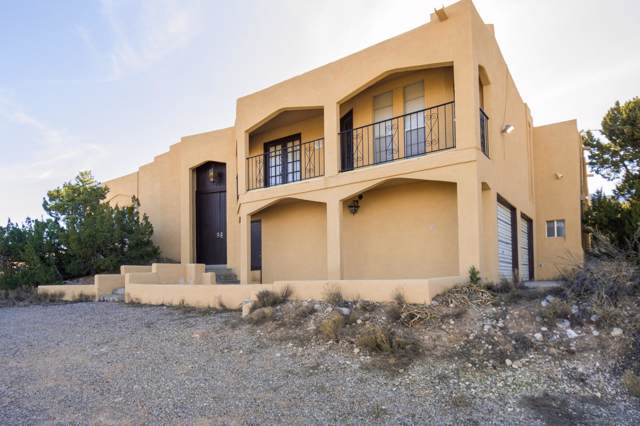15 Cabezon Road, Placitas, NM 87043 (MLS #961641) :: Campbell & Campbell Real Estate Services