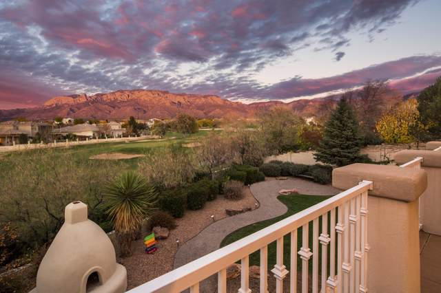 11205 Inverness Court NE, Albuquerque, NM 87111 (MLS #961682) :: The Bigelow Team / Red Fox Realty