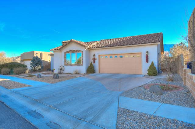 9408 Bear Mountain Trail NE, Albuquerque, NM 87113 (MLS #961694) :: Campbell & Campbell Real Estate Services