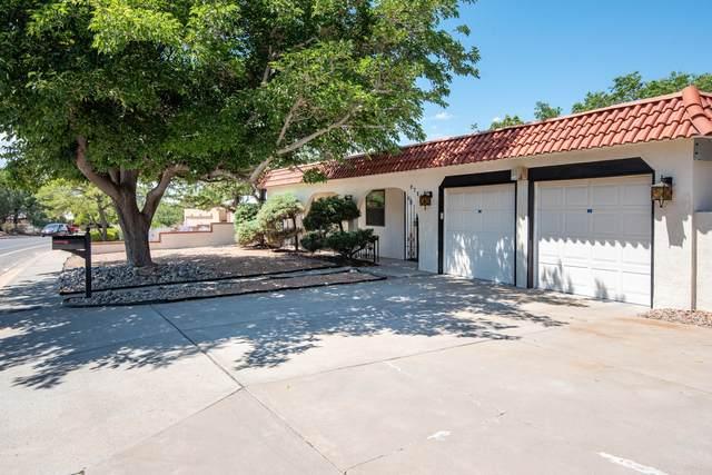 8705 Osuna Road NE, Albuquerque, NM 87111 (MLS #961703) :: Silesha & Company