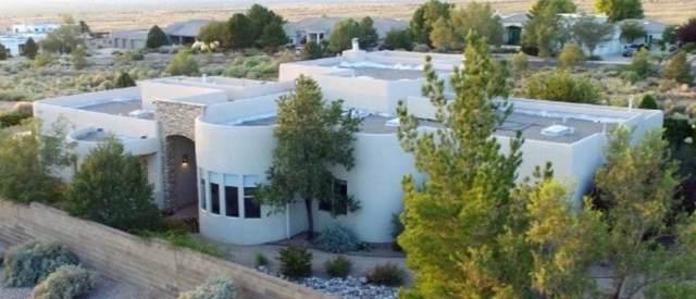 9611 Elena Drive NE, Albuquerque, NM 87122 (MLS #961704) :: Campbell & Campbell Real Estate Services