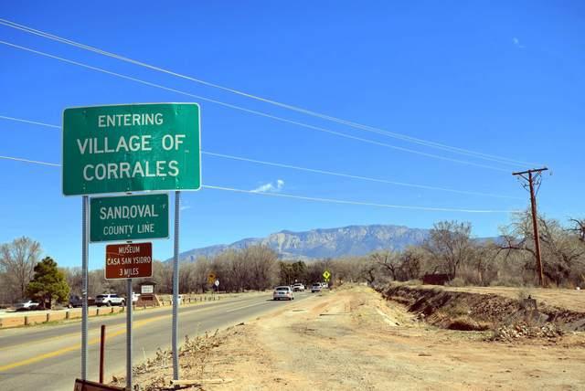 696 Camino Sin Pasada, Corrales, NM 87048 (MLS #961717) :: Campbell & Campbell Real Estate Services