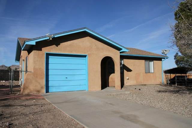 1107 Kathryn Court, Socorro, NM 87801 (MLS #961728) :: Campbell & Campbell Real Estate Services