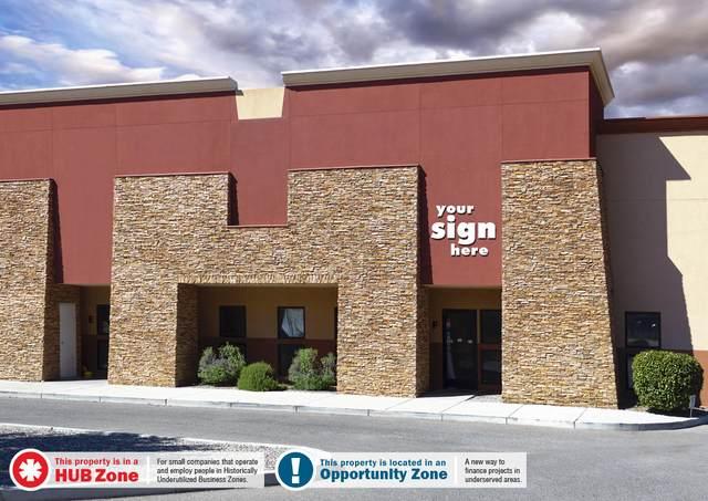 6901 Gruber Avenue NE F, Albuquerque, NM 87109 (MLS #961750) :: Campbell & Campbell Real Estate Services