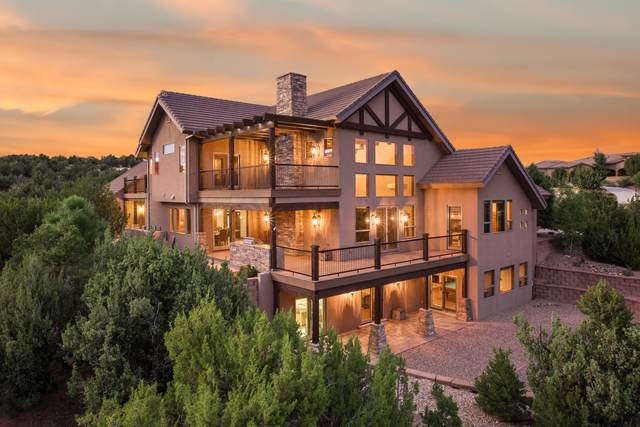 3 Zia Court, Sandia Park, NM 87047 (MLS #961786) :: Campbell & Campbell Real Estate Services
