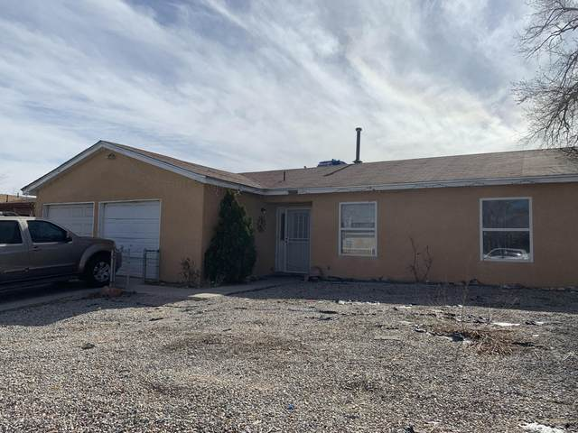 7404 Churchill Lane SW, Albuquerque, NM 87121 (MLS #961788) :: Silesha & Company