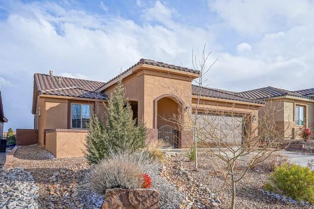 9319 Bear Lake Way NW, Albuquerque, NM 87120 (MLS #961809) :: Campbell & Campbell Real Estate Services