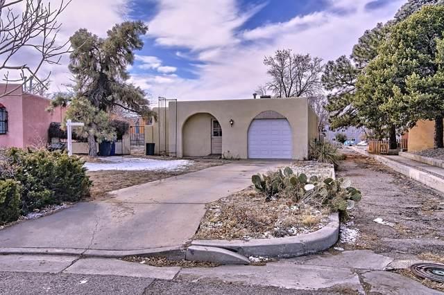 6000 Northland Avenue NE, Albuquerque, NM 87109 (MLS #961907) :: Campbell & Campbell Real Estate Services