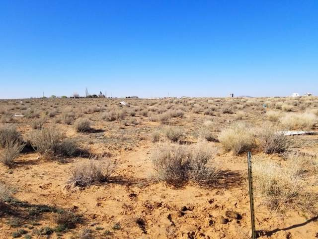 87 Jensen Lane, Belen, NM 87002 (MLS #961956) :: The Bigelow Team / Red Fox Realty