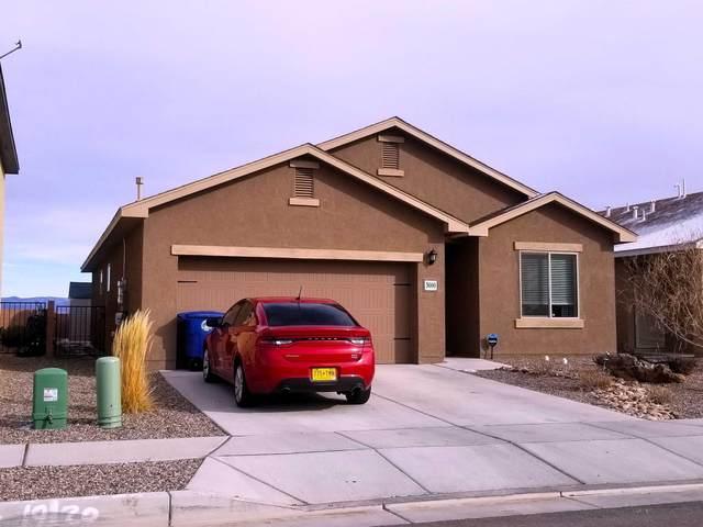 3000 Tierra Dorado Drive SW, Albuquerque, NM 87121 (MLS #961957) :: Silesha & Company