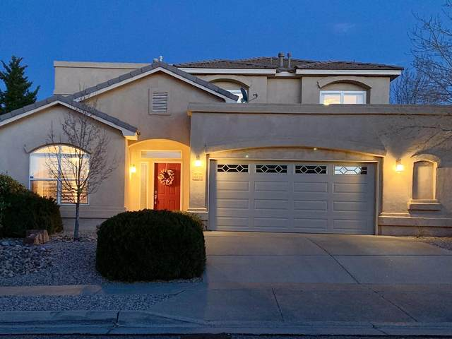10720 Flagstone Place NW, Albuquerque, NM 87114 (MLS #962005) :: Silesha & Company