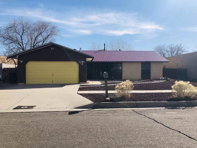 6316 Palma Place NW, Albuquerque, NM 87120 (MLS #962007) :: Campbell & Campbell Real Estate Services