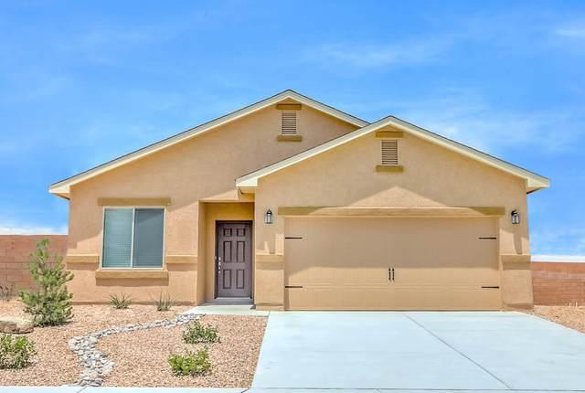 10028 Farinosa Avenue SW, Albuquerque, NM 87121 (MLS #962024) :: The Buchman Group