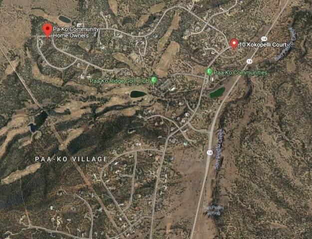 10 Kokopelli, Sandia Park, NM 87047 (MLS #962068) :: Berkshire Hathaway HomeServices Santa Fe Real Estate