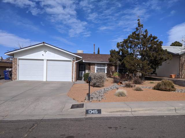 13415 Reo Road NE, Albuquerque, NM 87112 (MLS #962094) :: Campbell & Campbell Real Estate Services