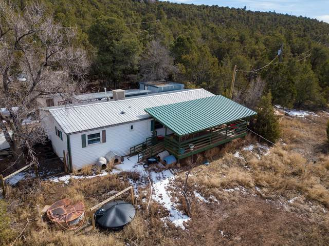 8 Sunset Canyon Road, Tijeras, NM 87059 (MLS #962138) :: Campbell & Campbell Real Estate Services