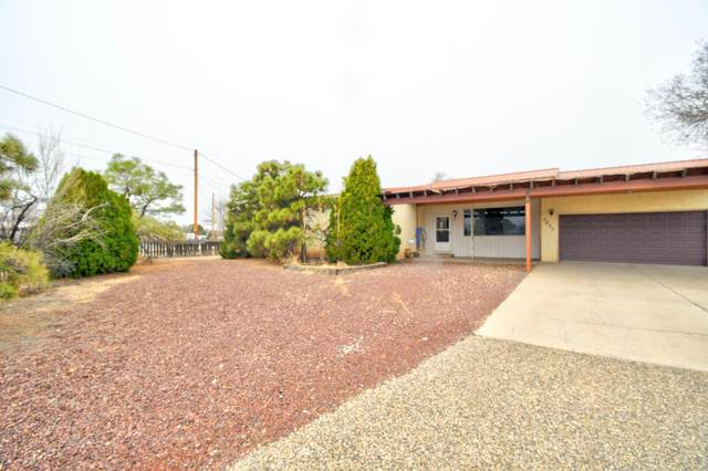 5835 Guadalupe Trail NW, Albuquerque, NM 87107 (MLS #962230) :: The Bigelow Team / Red Fox Realty