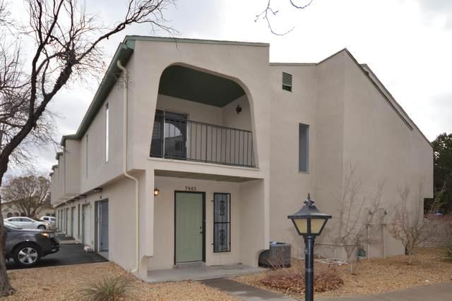 7483 Prairie Road NE, Albuquerque, NM 87109 (MLS #962231) :: Campbell & Campbell Real Estate Services