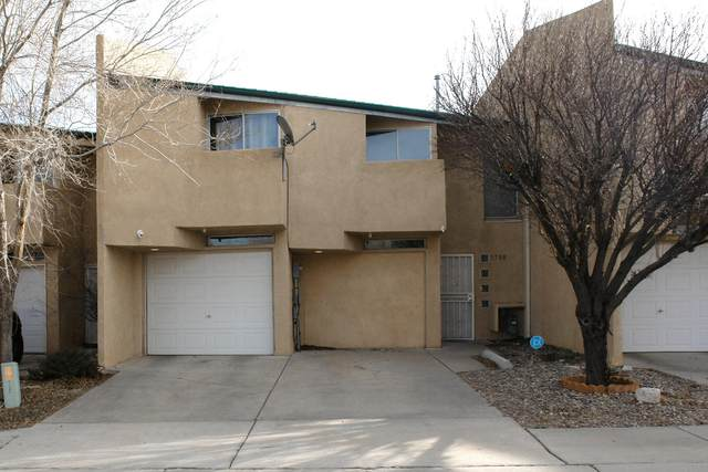 1708 Del Cielo Drive NW, Albuquerque, NM 87105 (MLS #962248) :: Campbell & Campbell Real Estate Services