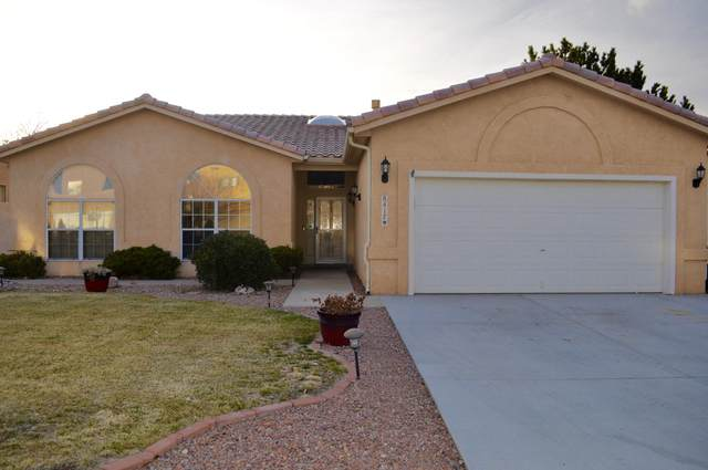 8417 Sonoma Valley Drive NE, Albuquerque, NM 87122 (MLS #962262) :: Campbell & Campbell Real Estate Services