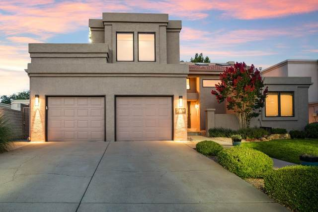 11700 Woodmar Lane NE, Albuquerque, NM 87111 (MLS #962295) :: Campbell & Campbell Real Estate Services