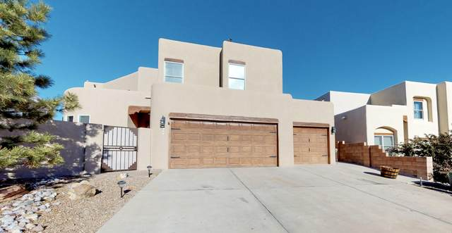 2020 Selway Place NW, Albuquerque, NM 87120 (MLS #962314) :: Campbell & Campbell Real Estate Services