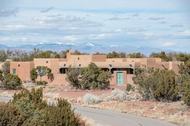 281 Star Meadow Road, Placitas, NM 87043 (MLS #962315) :: Campbell & Campbell Real Estate Services