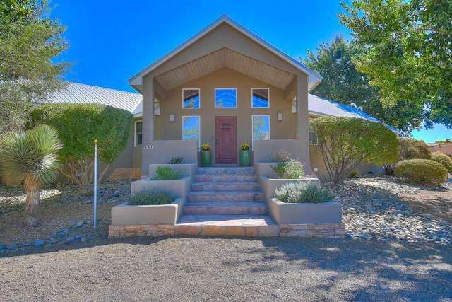 641 Camino Vista Rio, Bernalillo, NM 87004 (MLS #962341) :: Campbell & Campbell Real Estate Services