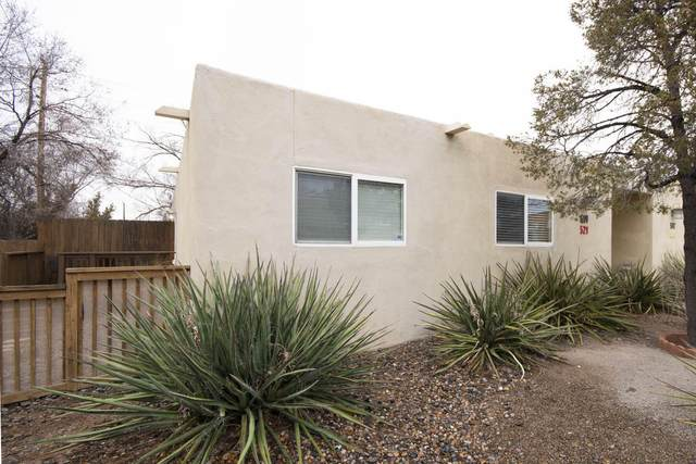 521 Madison Place SE, Albuquerque, NM 87106 (MLS #962342) :: Campbell & Campbell Real Estate Services