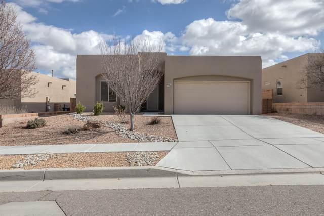 4700 Marbella Drive NW, Albuquerque, NM 87120 (MLS #962385) :: Campbell & Campbell Real Estate Services