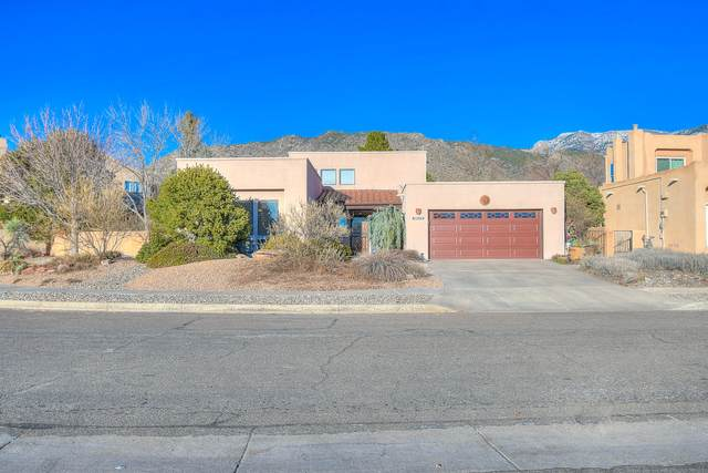 1504 Summit Hills Drive NE, Albuquerque, NM 87112 (MLS #962439) :: Campbell & Campbell Real Estate Services