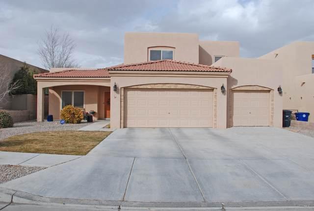 4105 Palacio Real Avenue NW, Albuquerque, NM 87120 (MLS #962459) :: Campbell & Campbell Real Estate Services
