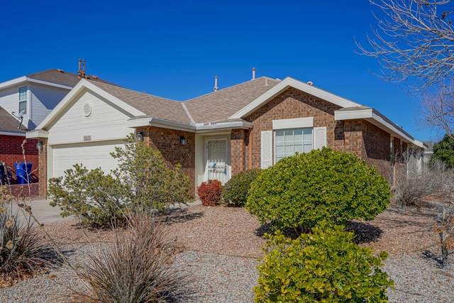 8015 Lyndsi Avenue NW, Albuquerque, NM 87120 (MLS #962465) :: Campbell & Campbell Real Estate Services