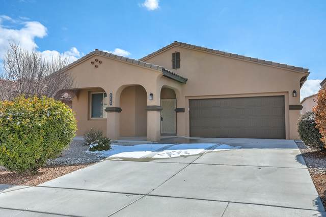 8620 Mock Heather Road NW, Albuquerque, NM 87120 (MLS #962471) :: Campbell & Campbell Real Estate Services