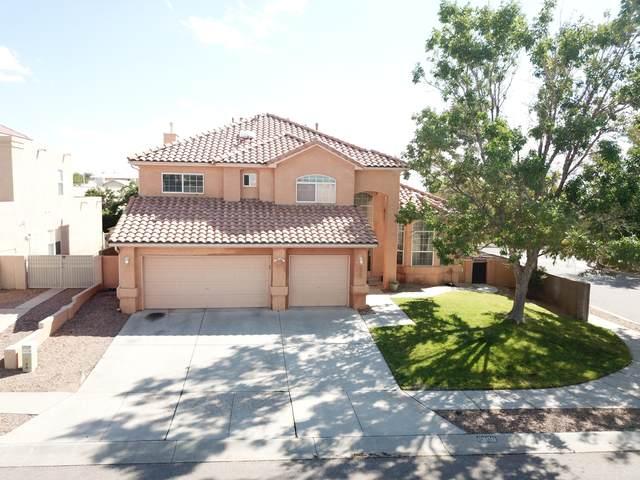6800 Suerte Place NE, Albuquerque, NM 87113 (MLS #962473) :: Campbell & Campbell Real Estate Services