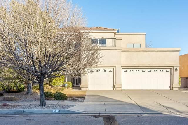 10812 Rocky Mountain Drive NW, Albuquerque, NM 87114 (MLS #962476) :: Silesha & Company
