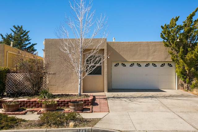 1443 Cumbres Street NE, Albuquerque, NM 87112 (MLS #962481) :: Campbell & Campbell Real Estate Services