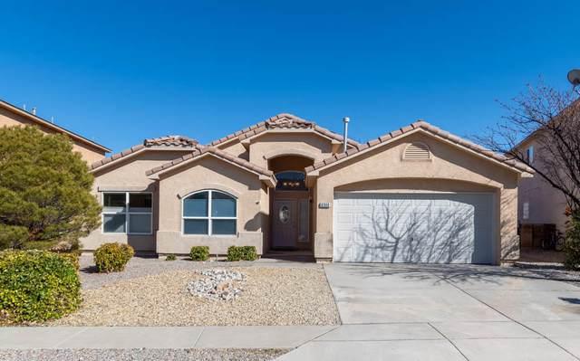 6308 Calle Tesoro NW, Albuquerque, NM 87114 (MLS #962482) :: Silesha & Company