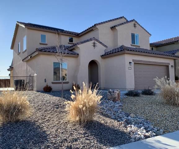 9505 Flint Rock Drive NW, Albuquerque, NM 87114 (MLS #962491) :: Silesha & Company